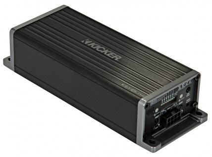 KICKER 4-Kanal Verstärker Class D 4 Channel Amplifier KEY 180.4