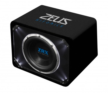 HIFONICS 25cm Bassreflex-Subwoofer 1000 Watt Auto Bassbox Basskiste ZRX-10