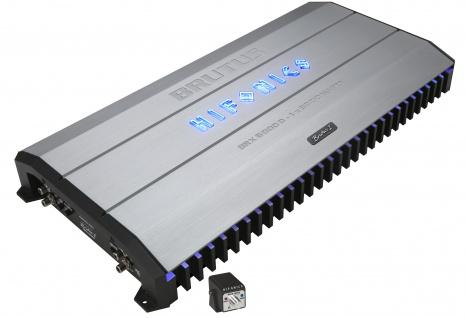 HIFONICS BRUTUS Monoblock Endstufe Verstärker Digital BRX-6000D 3000 Watt RMS