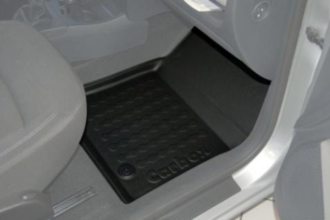 Carbox FLOOR Fußraumschale Gummimatte Fußmatte Dacia Lodgy vorne rechts