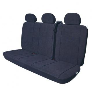 Profi VW Transporter, T5, LT Schonbezug Sitzbezüge Sitzbezug Art.:503238-sitz042