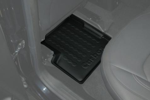 Carbox FLOOR Fußraumschale Gummimatte Fußmatte Jeep Renegade hinten links