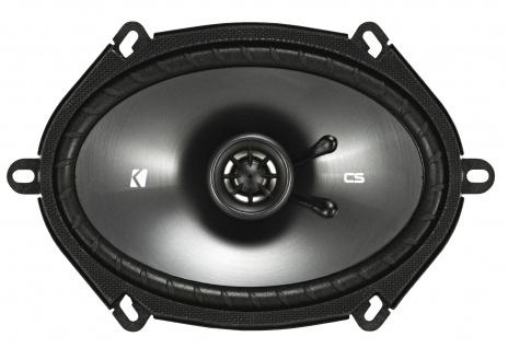KICKER Koaxial-System CSC68 2-Wege Koax Lautsprecher Boxen Auto KFZ PKW Paar