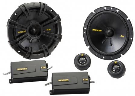 KICKER 2-Wege System CSS67 Lautsprecher Boxen Auto KFZ PKW Paar