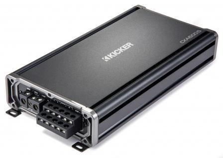 KICKER 5-Kanal Verstärker ClassD Amplifier CXA6005