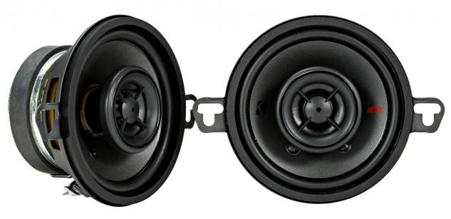 KICKER Koax-LS KSC35 8, 7cm 2-Wege Koax Lautsprecher Boxen Auto KFZ PKW Paar