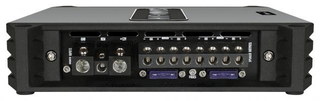 Hifonics Mercury Iv 4-kanäle Verstärker Endstufe Auto Pkw Kfz Amp Mer4 - Vorschau 4