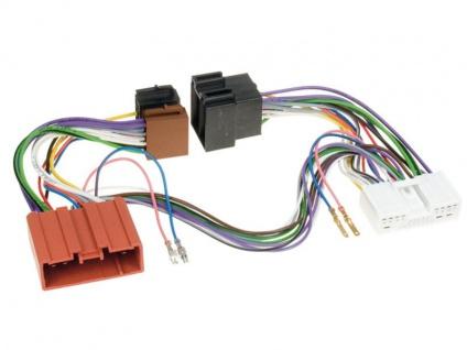 MUSWAY plug&play Anschlußkabel MPK 17 Anschlusskabel für Mazda