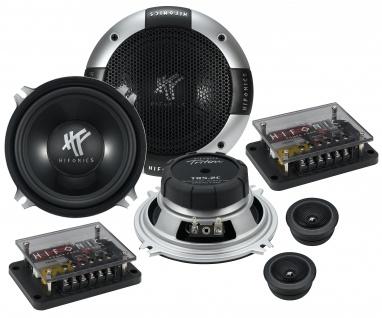HIFONICS TRITON 2-Wege System 13cm TR-5.2C Autolautsprecher Lautsprecher Auto