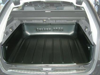 Carbox CLASSIC Kofferraumwanne Laderaumwanne Kofferraummatte BMW 5er Touring F11