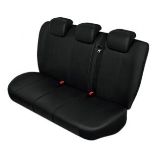 PKW Schonbezug Sitzbezug Sitzbezüge Auto-Sitzbezug Opel Agila 2003->