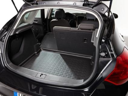 Carbox FORM Kofferraumwanne Laderaumwanne Kofferraummatte Peugeot 207