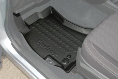 Carbox FLOOR Fußraumschale Gummimatte Fußmatte Subaru Forester vorne links