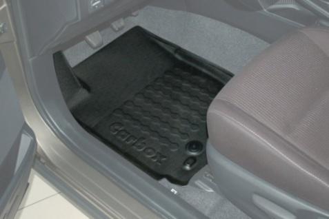 Carbox FLOOR Fußraumschale Gummimatte Fußmatte Toyota RAV 4 vorne links