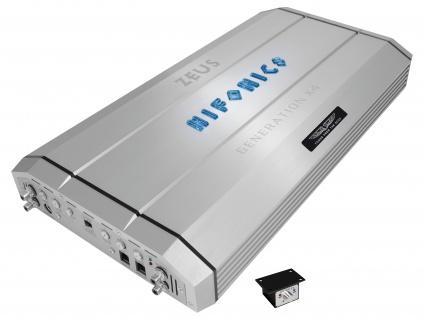 HIFONICS AMP ZEUS GEN-X4 2-Kanal Verstärker Endstufe Auto PKW ZEUS4