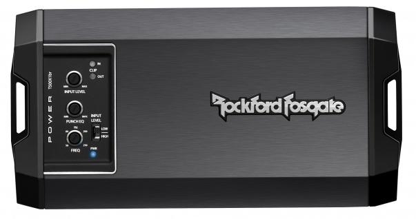 ROCKFORD FOSGATE POWER Amplifier T500x1BR Monoblock Amp Endstufe Mono Verstärker