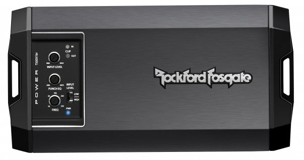 ROCKFORD FOSGATE POWER Amplifier T750x1bd Mono Endstufe Bass Verstärker Digital