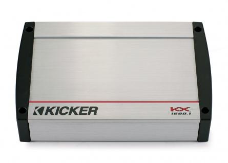 KICKER Class D Mono Amplifier KX1600.1 Monoblock digital Verstärker Subwoofer
