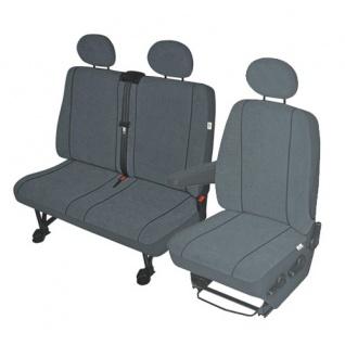 Profi VW Transporter Schonbezug Sitzbezug Sitzbezüge Art.:505102/502255-sitz193