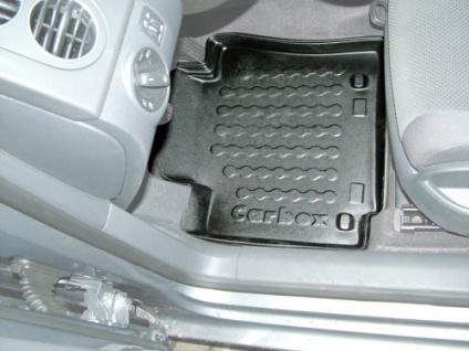 Carbox FLOOR Fußraumschale VW GOLF V/Golf VI Variant/Golf V 4 MOTION