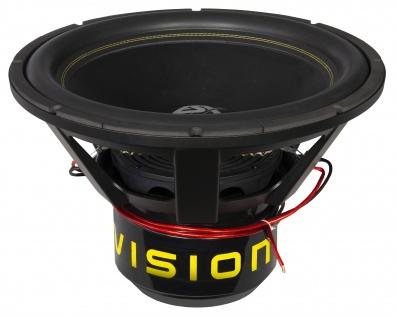ESX VISION PREMIUM XTREME WOOFER VX21 PRO High EndBass Xtreme Subwoofer 12000 W