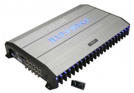 HIFONICS THOR HYBRID DSP 5-Kanäle Verstärker Endstufe Auto PKW KFZ TRX-5005DSP