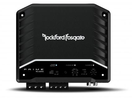 ROCKFORD FOSGATE PRIME 2CH Amp R2-200X2 2-Kanal Verstärker digital