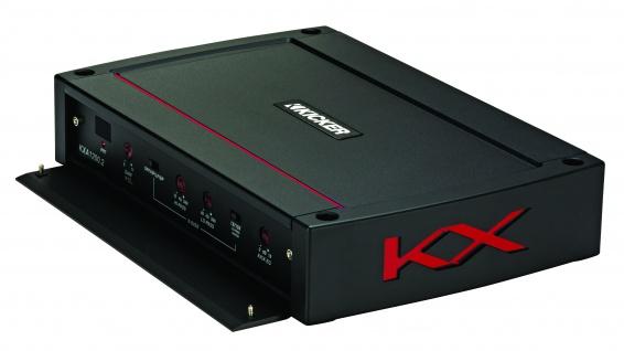 KICKER 2-Kanal Verstärker Class D Stereo Amplifier KXA1200.2