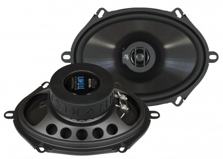 """HIFONICS TITAN Koax 5x7"""" TS-572 Lautsprecher Auto Boxen Set 180 Watt PKW KFZ"""