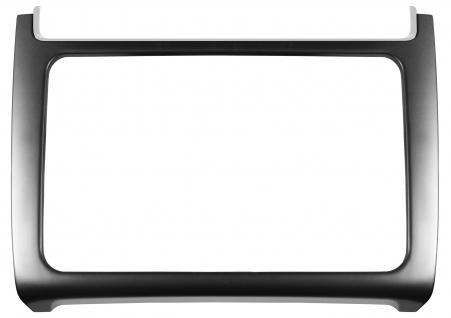 ESX Einbaublende Polo Silber VNA-P6C-FS für VW Polo 6C ab Bj. 04/2014