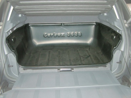 Carbox CLASSIC Kofferraumwanne Laderaumwanne Kofferraummatte Peugeot 3008