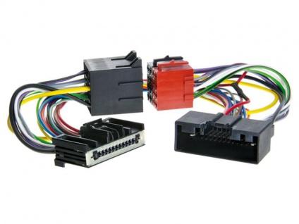 MUSWAY plug&play Anschlußkabel MPK 6 Anschlusskabel für Ford oder Land Rover
