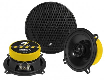 ESX QUANTUM SERIES KOAX 13 cm QXE-52 Lautsprecher Set Auto Boxen Paarpreis
