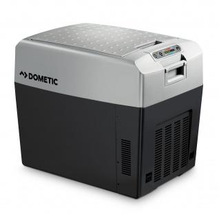 Dometic Waeco TropiCool TCX35 Thermoelektrische Kühlbox 12V 24V 230V 33L EEK A++