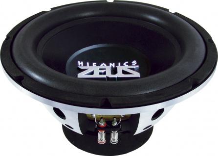 HIFONICS ZEUS-WOOFER ZX-1254 Bass Subwoofer Woofer 30 cm Sub 500/1000 Watt
