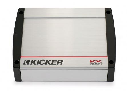 KICKER Class D Mono Amplifier KX1200.1 Monoblock digital Verstärker Subwoofer