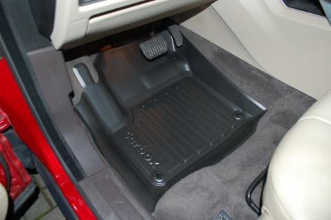 Carbox FLOOR Fußraumschale vorne links Land Rover Range Rover Evoque 08/11-