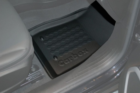 Carbox FLOOR Fußraumschale Gummimatte Fußmatte Jeep Renegade vorne rechts