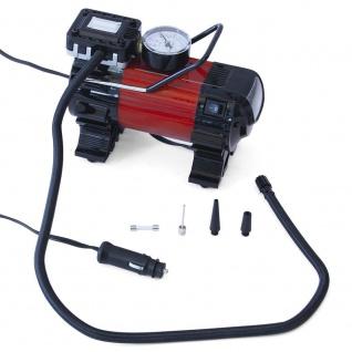 Dino KRAFTPAKET Druckluft Kompressor 12V Luftkompressor Luftpumpe Minikompressor - Vorschau 4