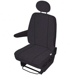 Profi VW Transporter Schonbezug Sitzbezug Sitzbezüge Art.:502255-sitz013
