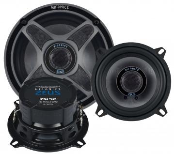 HIFONICS ZEUS Koax 13 cm ZSi-52 Lautsprecher Auto Boxen Set 160 Watt PKW KFZ