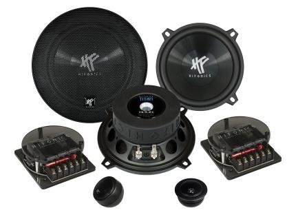 HIFONICS TITAN 2-Wege System 13cm TS5.2C Autolautsprecher Lautsprecher Auto