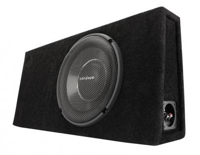 ROCKFORD FOSGATE POWER Subbox T1S-1X12 30cm Subwoofer Bassbox 600 WRMS