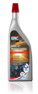 5 x 200 ml ERC NANO 10-9 Motoröl Additiv Motorbeschichtung Ölzusatz Versiegelung
