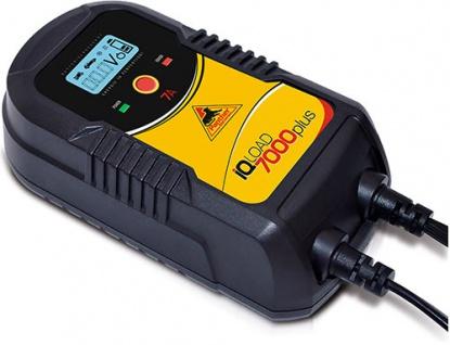 Panther IQLoad 7000 plus Batterie Ladegerät 12V 6V Starthilfe Säurebatterie AGM