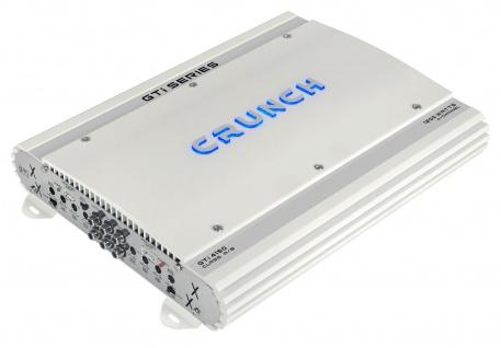 Crunch Gti4150 4-kanal Verstärker Endstufe Kfz Auto Pkw Gti 4150 - Vorschau 1