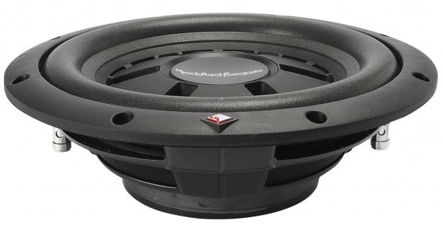 ROCKFORD FOSGATE PRIME Subwoofer R2SD4-10 25 cm Subwoofer Bassbox 400 Watt
