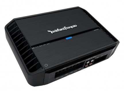 Rockford 4-Kanal Verstärker FOSGATE PUNCH Amplifier P400X4 (EU)