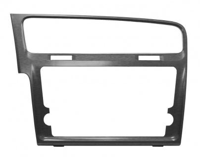 ESX Einbaublende Golf 7 Silber-Brushed VNA-G7-FSB Naviceiver Zubehör