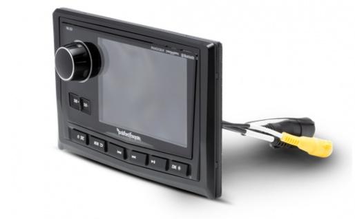 "ROCKFORD FOSGATE PMX-8DH Fernbedienung mit 5"" TFT Farb Display für PMX-8BB"